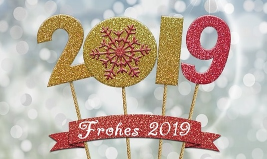 frohes 2019